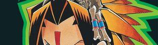 Couverture Shaman King