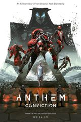 Affiche Anthem: Conviction