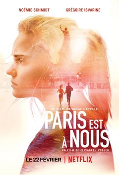 Affiche Paris est à nous