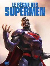 Affiche Le Règne des Supermen