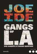 Couverture Gangs of L.A .Une Enquête d'Isaiah Quintabe