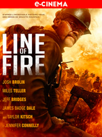 Affiche Line of Fire