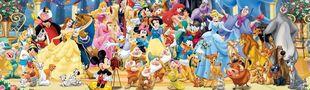 Cover Les jeux vidéo Disney (exhaustif)