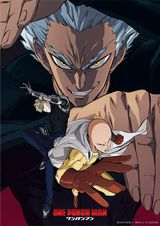 Affiche One Punch Man 2