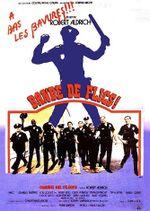Affiche Bande de flics !