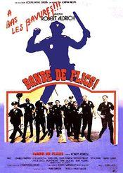 Affiche Bande de flics