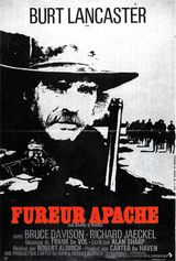 Affiche Fureur apache