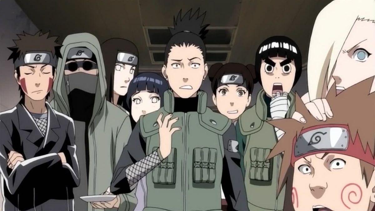 Listes avec Naruto Shippuden : La Flamme de la volonté (2009)