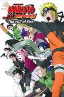 Affiche Naruto Shippuden : La Flamme de la volonté
