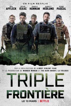 Affiche Triple frontière