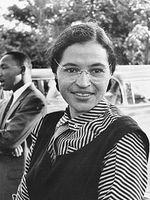 Photo Rosa Parks
