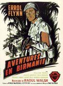 Affiche Aventures en Birmanie