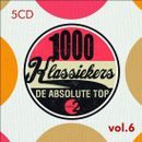 Pochette 1000 Klassiekers - De absolute top Vol. 6