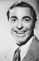 Photo Eddie Cantor