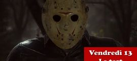 Vidéo Le test de Friday the 13th par Lizard_Zoe