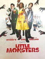Affiche Little Monsters