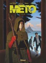 Couverture L'Île - Méto, tome 2