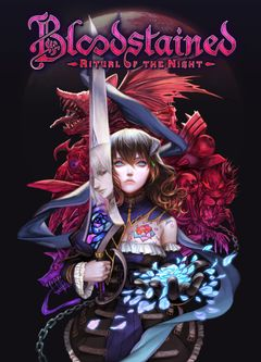 Jaquette Bloodstained : Ritual of the Night