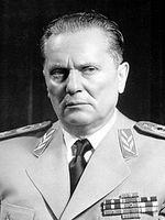 Photo Josip Broz Tito