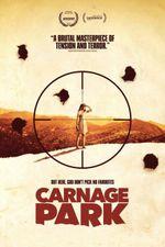 Affiche Carnage Park