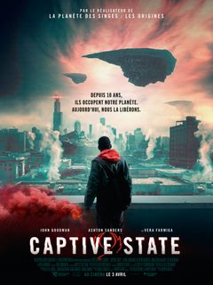 Affiche Captive State