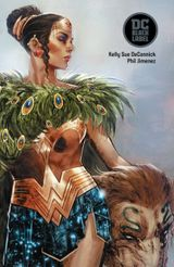 Couverture Wonder Woman Historia: The Amazons