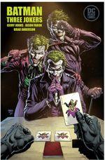 Couverture Batman: Three Jokers