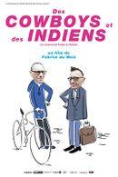 Affiche Des Cowboys et des Indiens, le cinéma de Patar et Aubier