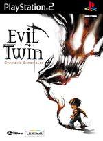 Jaquette Evil Twin : Cyprien's Chronicles