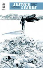 Couverture Le procès de la Justice League - Justice League (Rebirth), tome 6