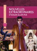 Couverture Nouvelles extraordinaires d'Edgar Allan Poe