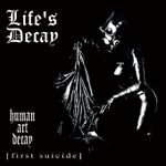 Pochette Human Art Decay [First Suicide]