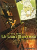 Couverture Urban Games