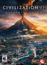 Jaquette Civilization VI : Gathering Storm