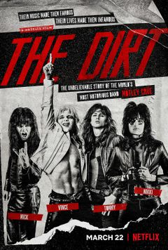 Affiche The Dirt