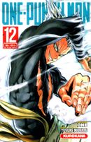 Couverture Les Plus Forts - One-Punch Man, tome 12