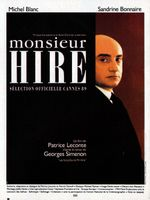 Affiche Monsieur Hire