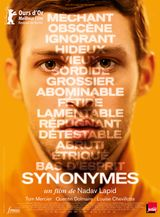 Affiche Synonymes