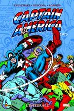 Couverture 1975 - Captain America : L'Intégrale, tome 9