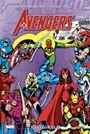 Couverture 1980 - The Avengers : L'Intégrale, tome 17
