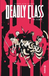 Couverture The Snake Pit - Deadly Class, tome 3