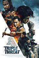 Affiche Triple Threat