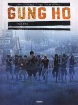 Couverture Colère (Grand Format) - Gung Ho, tome 4.2