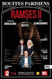 Affiche Ramsès II