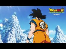 Video de Dragon Ball Super : Broly
