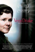 Affiche Vera Drake