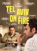 Affiche Tel Aviv on Fire
