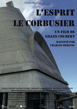 Affiche L'Esprit Le Corbusier