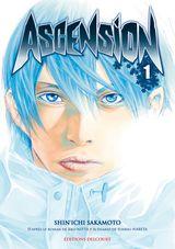 Couverture Ascension, tome 1