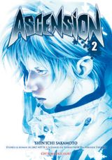 Couverture Ascension, tome 2